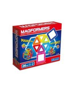 Magformers basis-sett - 26 deler