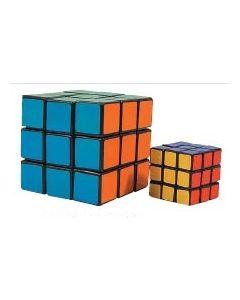Rubik's kube 2-pakning -  5.5cm og 3cm