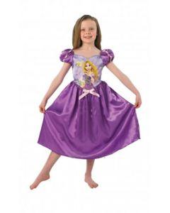 Disney Princess Rapunzel kjole 128cm