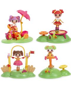 Lalaloopsy Mini dukke Ready-Set-Play dukke - assortert