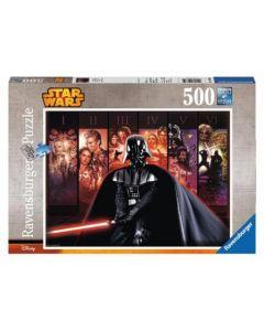 Star Wars Puslespill 500 biter