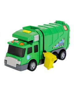 Søppelbil  med søppelspann 13 cm