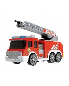 Brannbil med takstige 13 cm