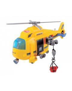 Helikopter med båre 13 cm