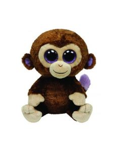 Ty Coconut monkey medium - ca 22 cm