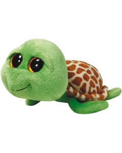 Ty Zippy green turtle medium - ca 22 cm