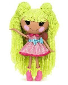 Lalaloopsy - dukke med hår - Pix E.Flutters