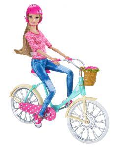 Barbie Beach On the Go - Sykkel