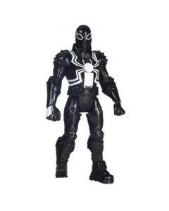SPIDER-MAN Web Warriors Agent Venom Basic Figure