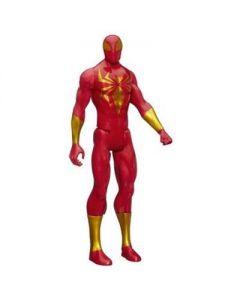 SPIDER-MAN Titan hero Series Iron Spider figur