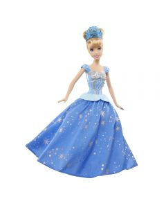 Disney Princess Twirling Skirt Askepott dukke