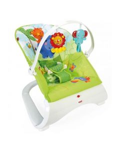 Fisher Price Rainforest Curve vippestol