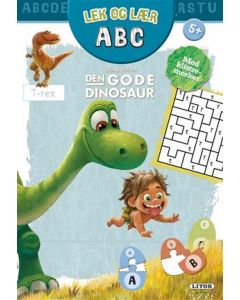 Disney The Good Dinosaur ABC - lek og lær aktivitetsbok