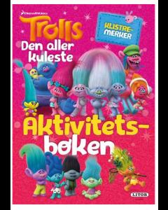 Trolls aktivitetsbok