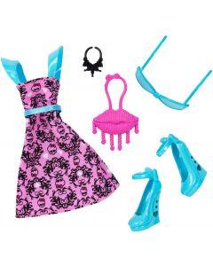 Monster High fashion tøysett - Draculaura
