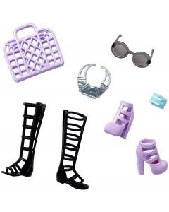 Barbie sko og veske