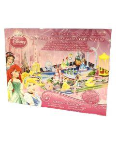 Disney Princess Adventskalender med 24 gaver og brettspill