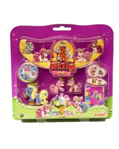 Filly Elves - 3 hestefigurer