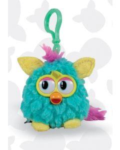 Furby plysjfigur 8cm med krok