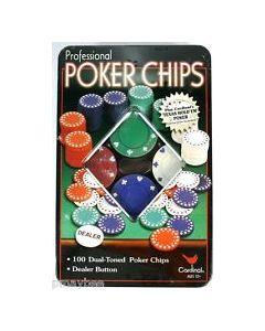 Profesjonelle poker chips