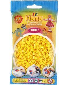 Hama Midi 1000 perler gule