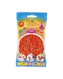 Hama Midi 1000 perler oransje