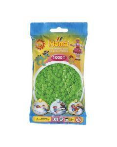 Hama Midi 1000 perler grønn
