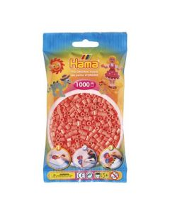 Hama Midi 1000 perler rosa