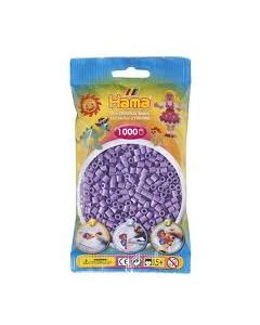 Hama Midi 1000 perler pastell lilla