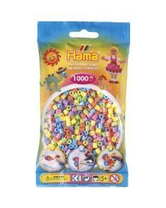 Hama Midi 1000 perler mix
