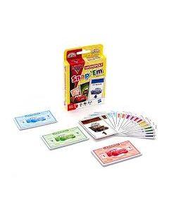 Disney Cars monopol kortspill