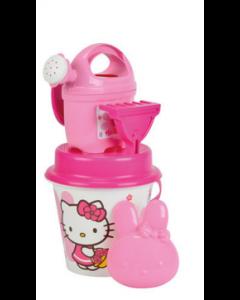 Hello Kitty bøttesett  - hvit
