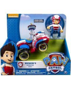 Paw Patrol Ryder's Rescue ATV