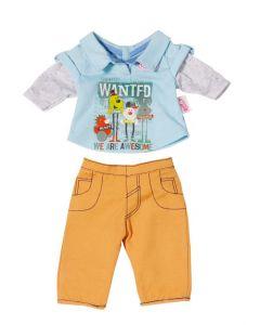 Baby Born klær til gutt