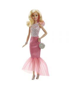 Barbie Pink and Fabulous dukke