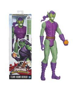 SPIDER-MAN Titan Hero series villains figur 30cm - Green Goblin