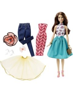 Barbie Mix and Match dukke