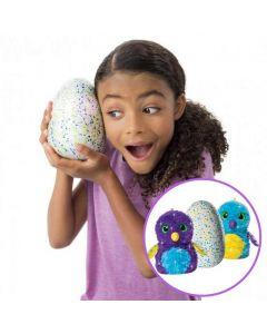 Hatchimals Shimmering Draggles - hvem befinner seg i egget?