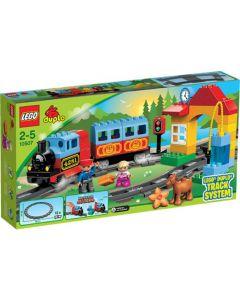 LEGO DUPLO 10507 Mitt første togsett