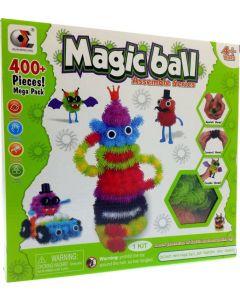 Magisk ballsett - 400 deler