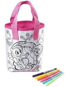 My Little Pony - fargelegg din egen veske
