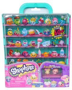 Shopkins Collector case med 2 stk Shopkins