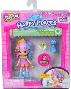 Shopkins Happy Places dukke - sesong 1 - Rainbow Kate