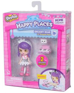 Shopkins Happy Places dukke - Melodine - sesong 1