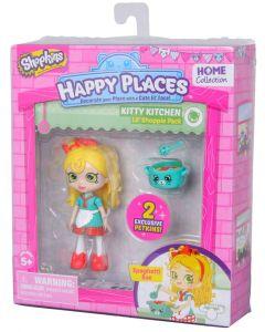 Shopkins Happy Places dukke - sesong 1 - Spaghetti Sue