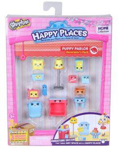 Shopkins Happy Places interiørsett - sesong 1 - Puppy Parlor