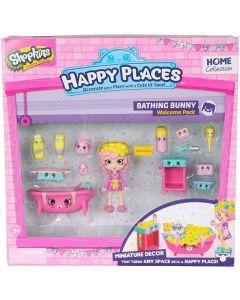 Shopkins Happy Places velkomstpakke - sesong 1 - Bathing Bunny