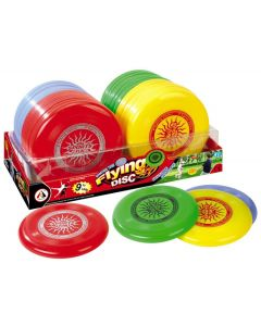Frisbee - assorterte farger