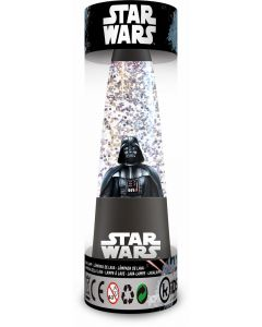 Star Wars glitterlampe