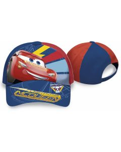 Disney Cars 3 caps -  blå 52 cm